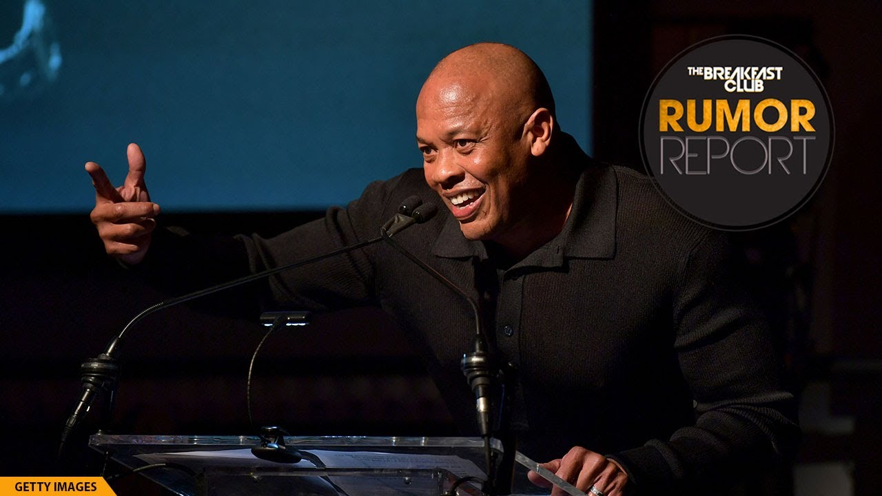 Dr. Dre To Pay $300,000 In Spousal Support To Ex-Wife