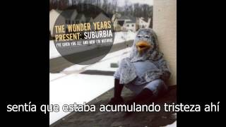 The Wonder Years - Local Man Ruins Everything (subtitulada español)