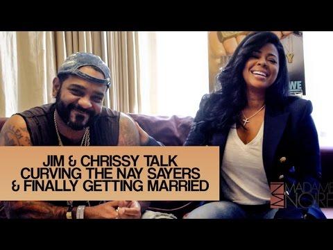 Chrissy & Jim Jones Open Up About Dream Wedding, Kids & Return To Reality TV - 동영상
