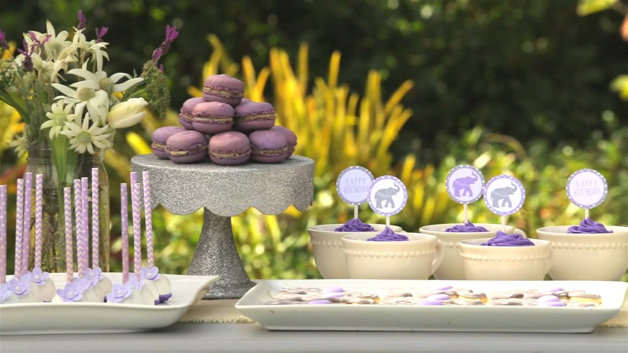 Kids Party Tea Party Ideas Pottery Barn Kids Youtube