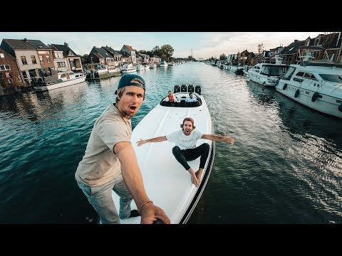 SHOULD WE BUY A 100MPH SPEEDBOAT?! | VLOG³ 69