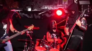 Bloody Vengeance - Embraced by Darkness (Congregación VI, Temuco)