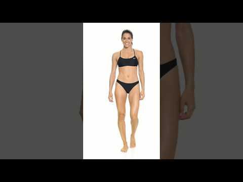3d73a171e5df Nike Women s Solid Racerback Bikini Top Set