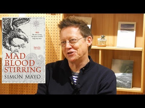 Simon Mayo - The Waterstones Interview