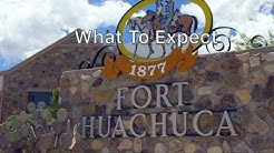 Fort Huachuca: What To Expect