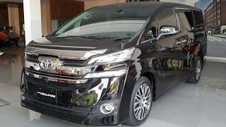 In Depth Tour Toyota Vellfire G [2nd Gen] - Indonesia