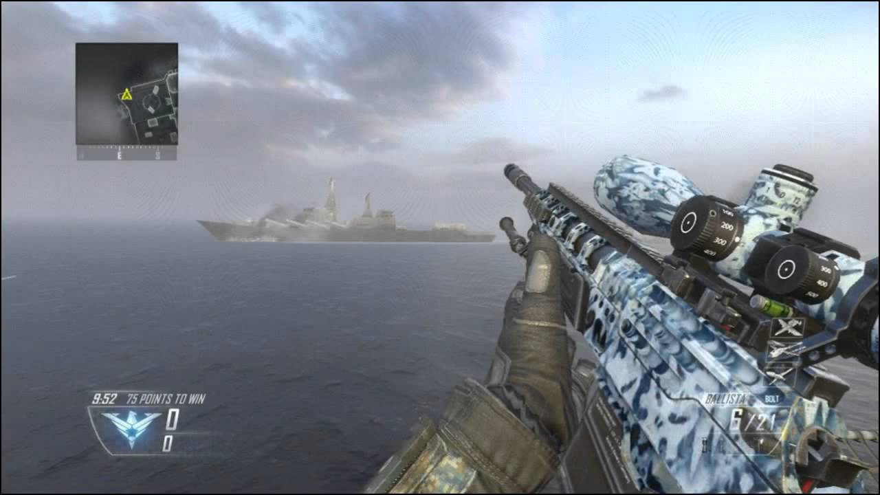 new leaked black ops 2 all weapon camos screenshots