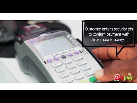 Using Zeepay Mobile Payment