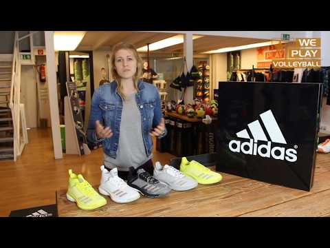 Review Adidas Crazyflight X2 Volleyballschuhe 2018/19 - YouTube