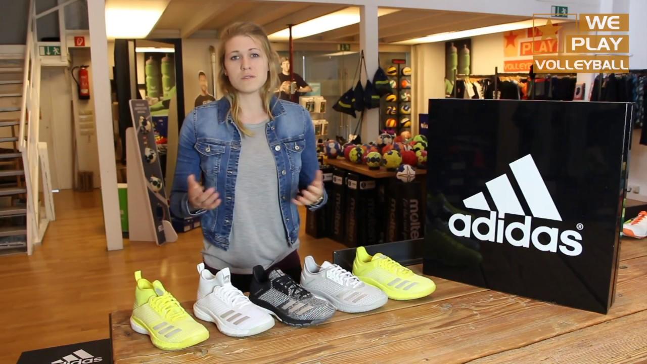 Review Adidas Crazyflight X2 Volleyballschuhe 201819