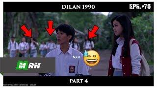 TERNYATA ADA LAGI !!! 5 KESALAHAN DALAM FILM DILAN 1990 2018  - PART 4 #70