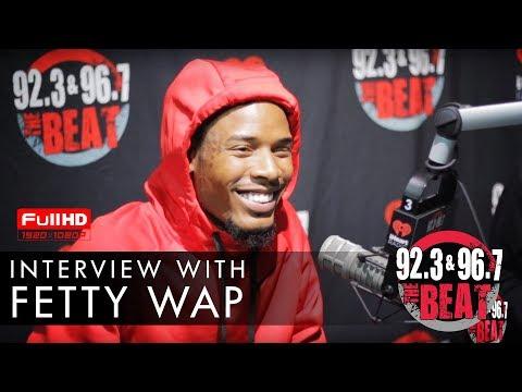 Fetty Wap Interview with DJ Scream | Hoodrich Radio