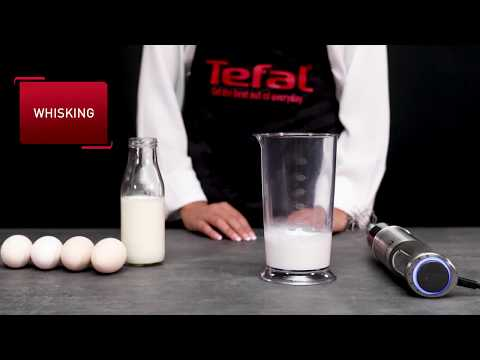 Tefal Quickchef Hand Blender - So Much Power, So Little Effort
