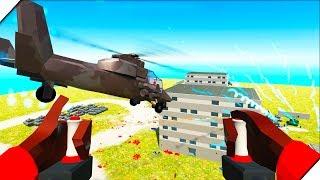 ДЖЕТПАК, ПУШКИ И НОВЫЕ КРУТЫЕ КАРТЫ - Игра Ravenfield для мальчиков. Битва солдатиков в РЕВЕ