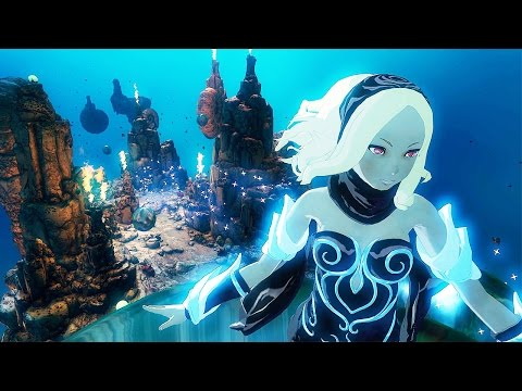 Gravity Rush 2 New 35 Minutes of Gameplay PS4  PS4 PRO 2017 Gravity Daze 2