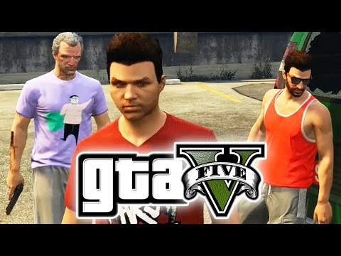 Grand Theft Auto 5 Online PC Gameplay! - Episode 1 - AMERICA