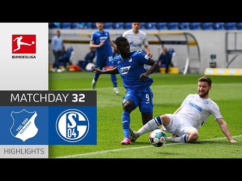 Hoffenheim Schalke Goals And Highlights
