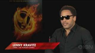 Interview - Lenny Kravitz Talks Hunger Games with IGN