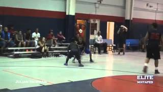 Julian Newman Vs Mani Love! Sick Moves