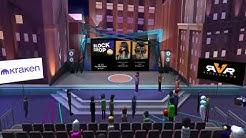 Kraken Block Drop VR Halving Party
