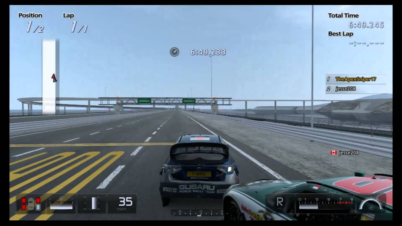 Gran Turismo 6 Damage News! - YouTube