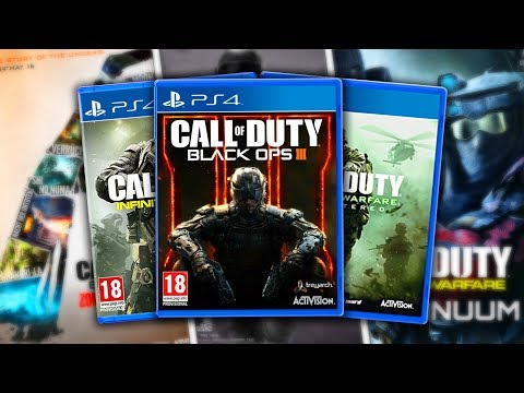 I Was Thinking Recently... 2017 May Have Been THE BEST YEAR FOR COD & Here's Why