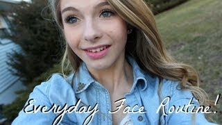 Everyday Face Routine! Thumbnail