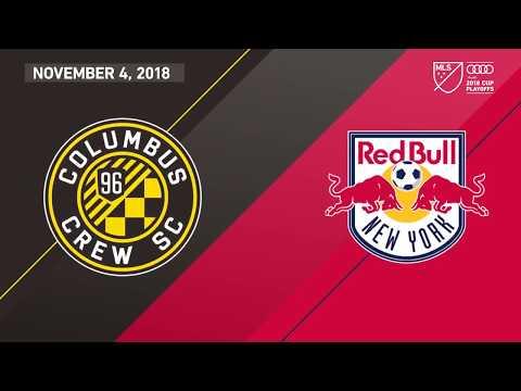 HIGHLIGHTS: Columbus Crew SC vs. New York Red Bulls