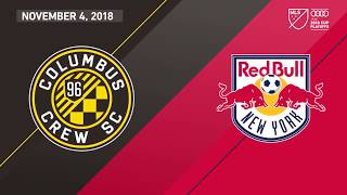 HIGHLIGHTS: Columbus Crew SC vs. New York Red Bulls