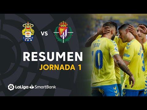 Las Palmas Valladolid Goals And Highlights