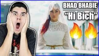 Скачать Danielle Bregoli Is BHAD BHABIE Hi Bich Whachu Know Official Music Video REACTION