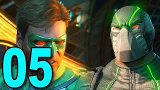 Injustice 2 - Part 5 - Green Lantern vs BANE