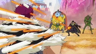Bege Pedro And Jinbei VS Katakuri - One Piece 835 ENG SUB HD