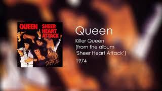 4. Killer Queen - Queen