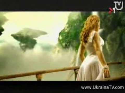 Ukraine TV Music Pop - Natalka Karpa - Vpershe