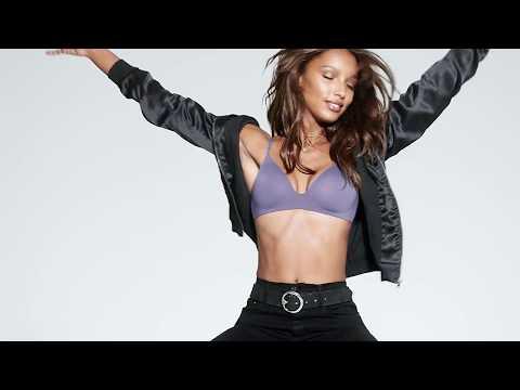 Victoria's Secret's T-Shirt Bra Commercial