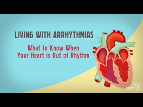 Living with Arrhythmias: What to Know When Your Heart is Out of Rhythm