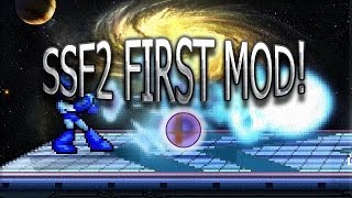 SSF2 v0.9b First Mod | Megaman