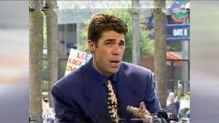 1997 Nebraska vs Washington Pre & Post Game Coverage