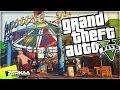 "GTA 5 Online Funny Moments   ""TRIP TO THE FUN FAIR""   E129 (GTA V)"