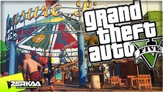 "GTA 5 Online Funny Moments | ""TRIP TO THE FUN FAIR"" 