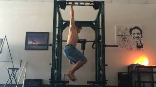 Single Arm Dead Hang, Dr. Tommy John Performance and Healing Center, California