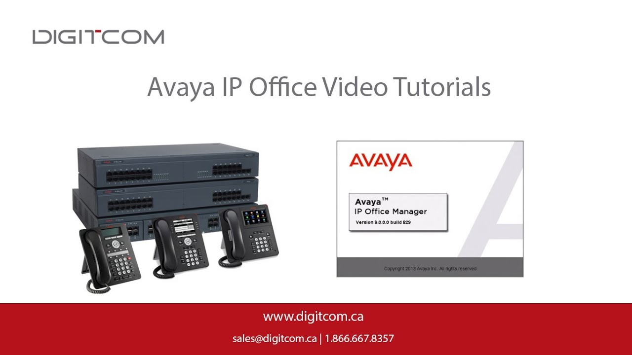 Creating A New User And Extension In Avaya IP Office By Copying And Pasting  An Existing User   YouTube