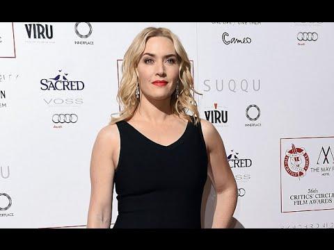 London Critics Circle Awards: Kate Winslet Acceptance Speech