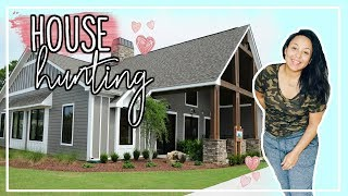 FINDING OUR DREAM HOME 🙈| COME HOUSE HUNTING WITH US! | Page Danielle