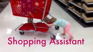 Original Baby Pushing Cart Video : Lorelai Thumbnail