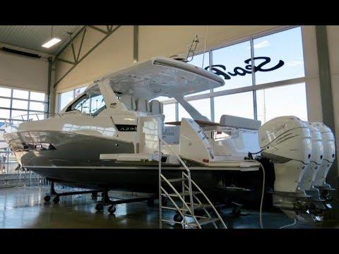 2019 Azimut Verve 40 For Sale at MarineMax Houston