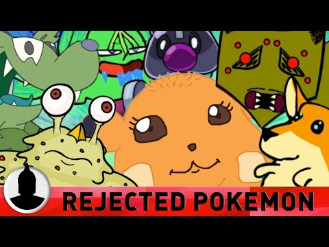 Rejected Pokemons - Channel Frederator Network's Animation Collaboration