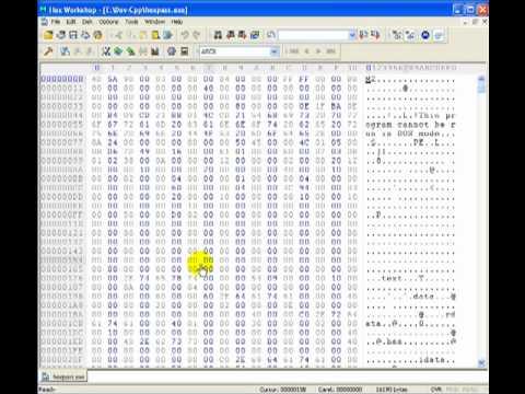 Editing pdf hex tutorial