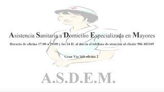 Asistencia a Domicilio A.S.D.E.M. Vigo